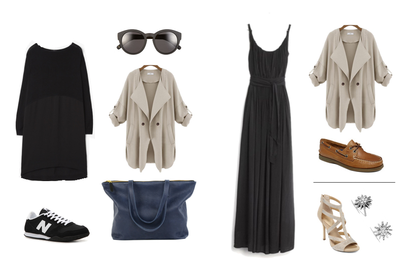 Outfits for an Alaskan Cruise, includes full packing list!