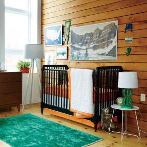 A Mountain Adventure Nursery