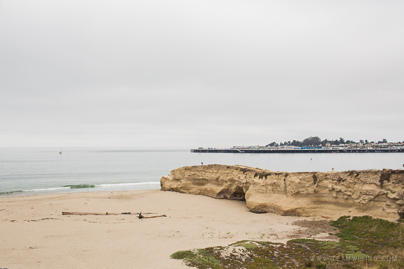 Seabright Beach / Santa Cruz, California