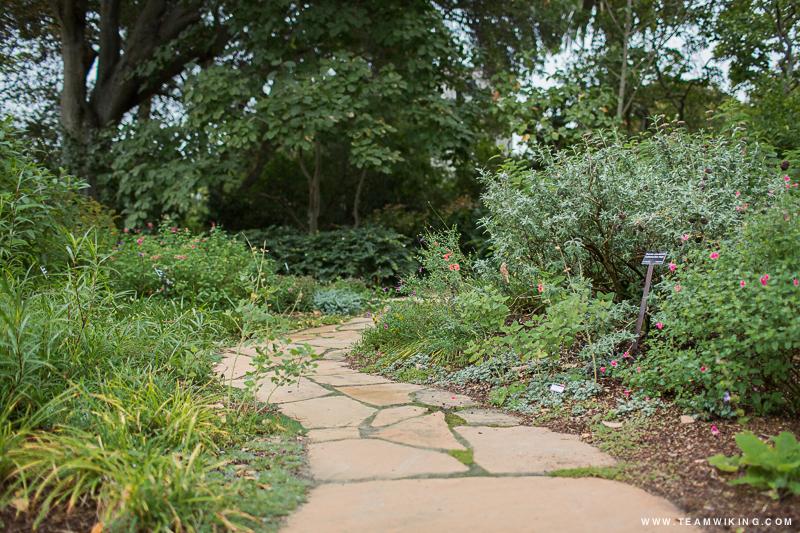 Elizabeth Gamble Garden in Palo Alto, California