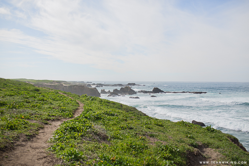 Fort Bragg California Glass Beach Coastal Hike