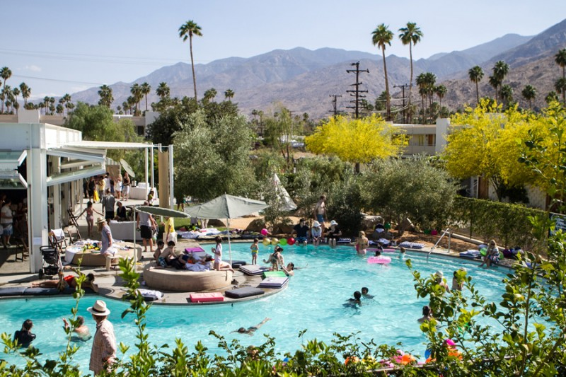 Crafting Community in Palm Springs