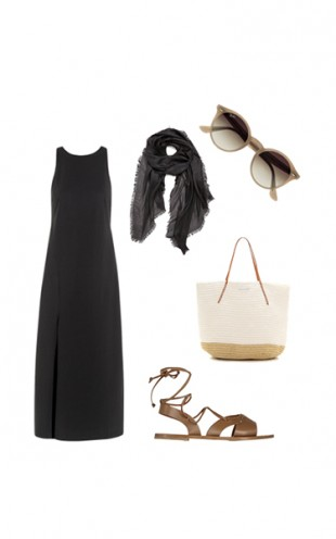 An outfit for #Tulum, Mexico #TravelLight