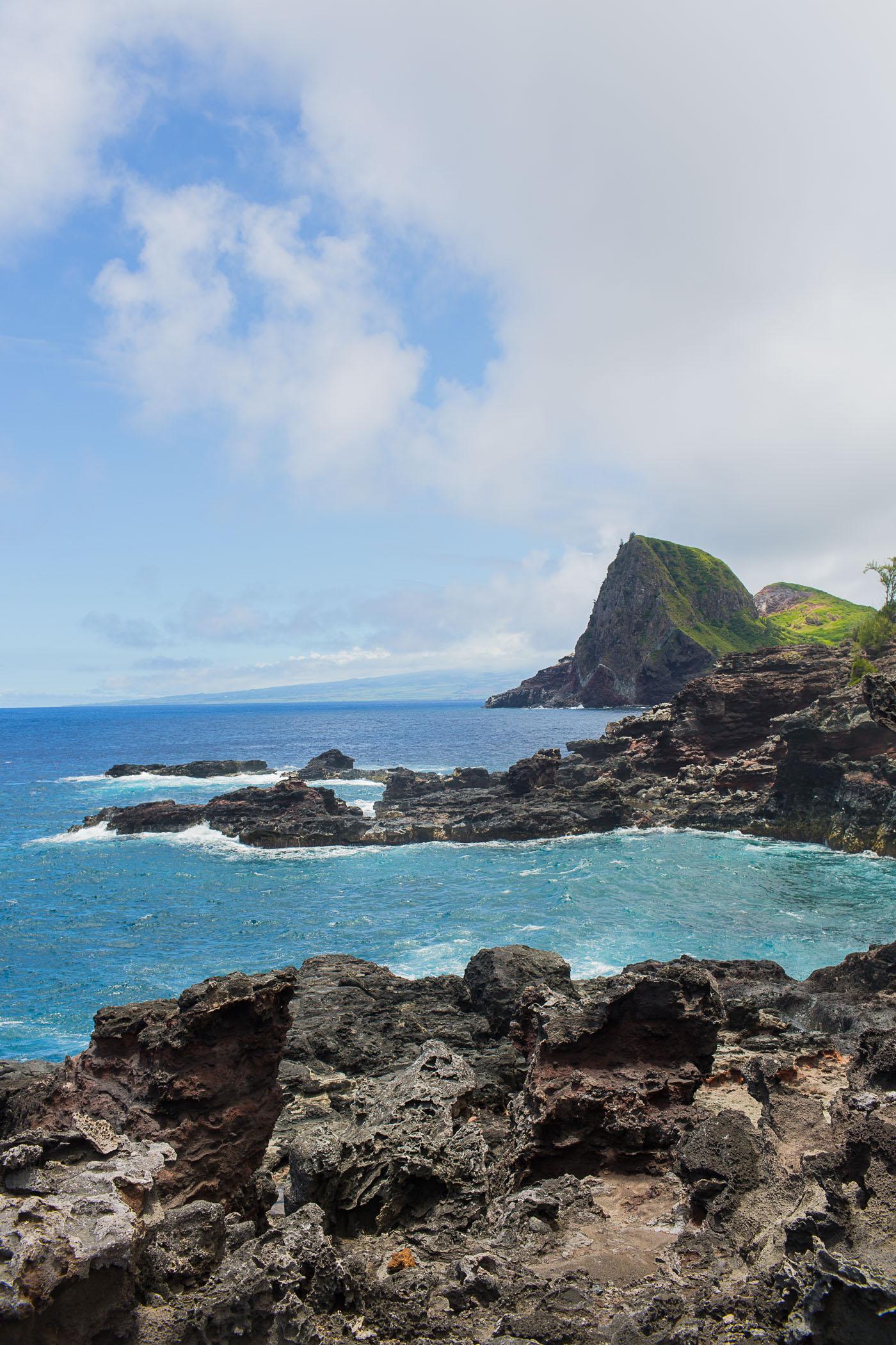 Western Coastline on the Island of Maui