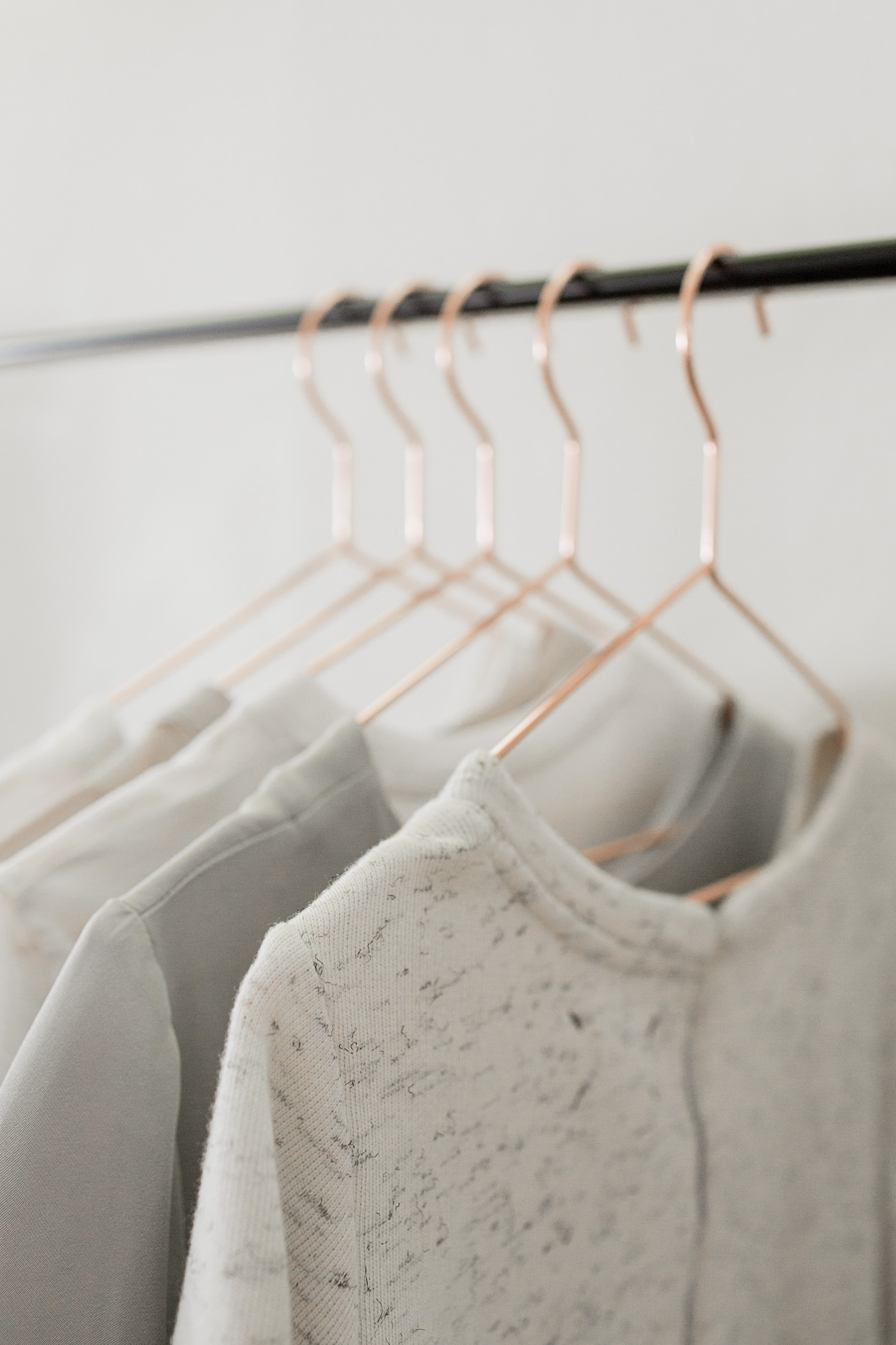 Maintaining your closet, tips & tricks to help your capsule wardrobe last longer.
