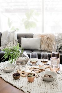 Effortless Fall Entertaining