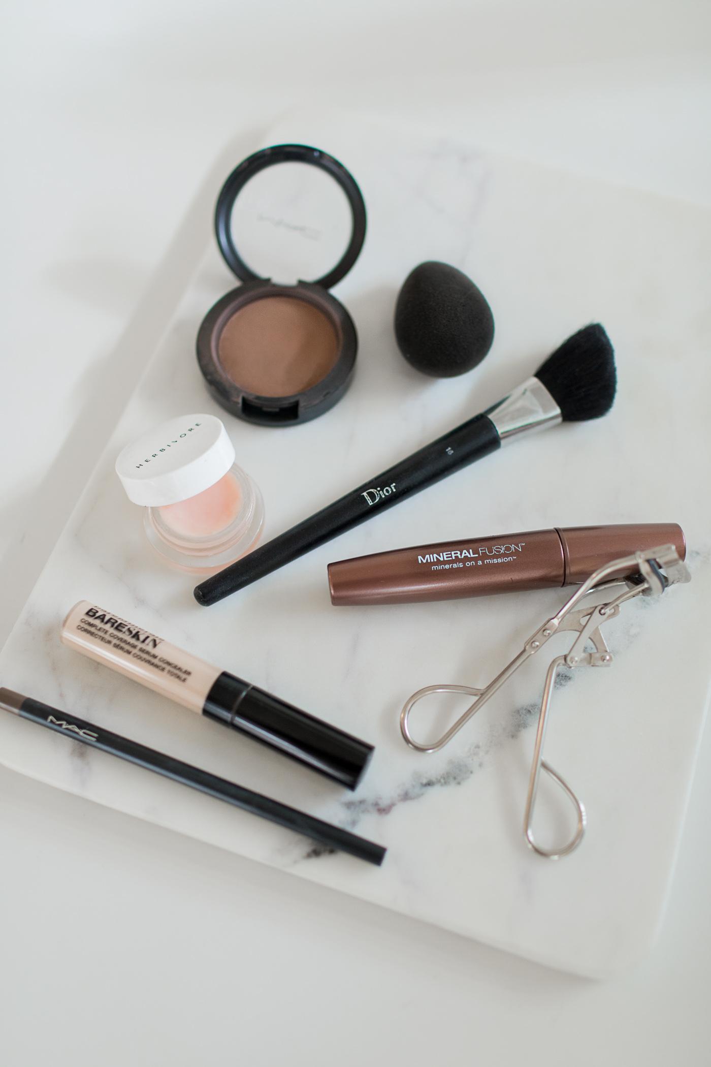Bag Minimal Travel Makeup Hej Doll