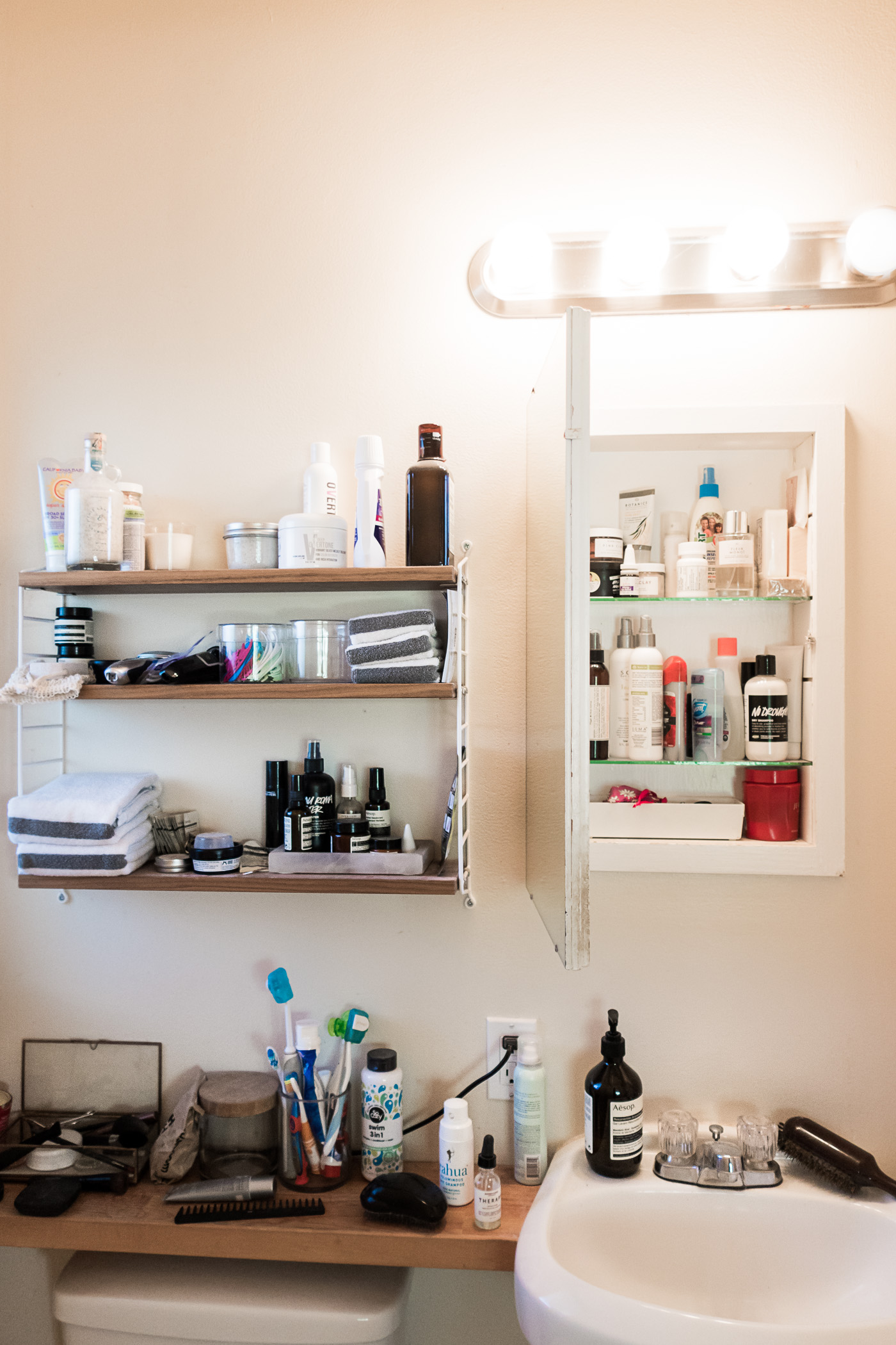Small Space Bathroom Tips