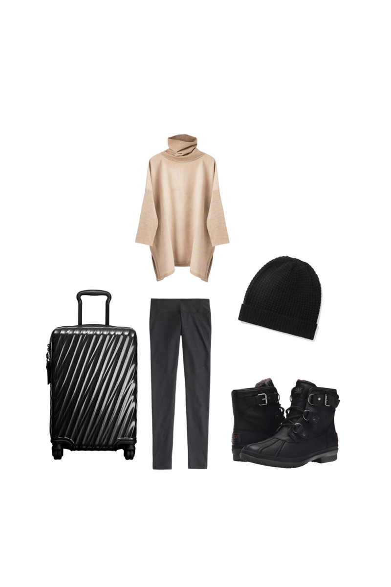 Outfit For Winter In Iceland Travel Light Pack The