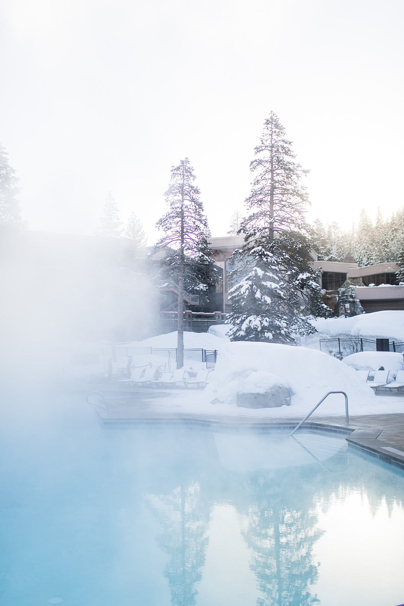 Resort at Squaw Creek, a Spring break Lake Tahoe getaway.
