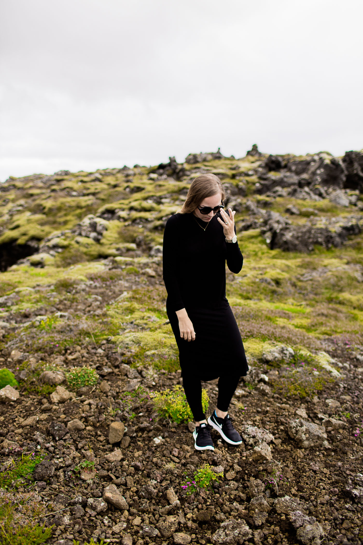 What I wore in Iceland - 10 days of outfits from my carry-on only packing list as we traveled around Iceland's Ring Road.