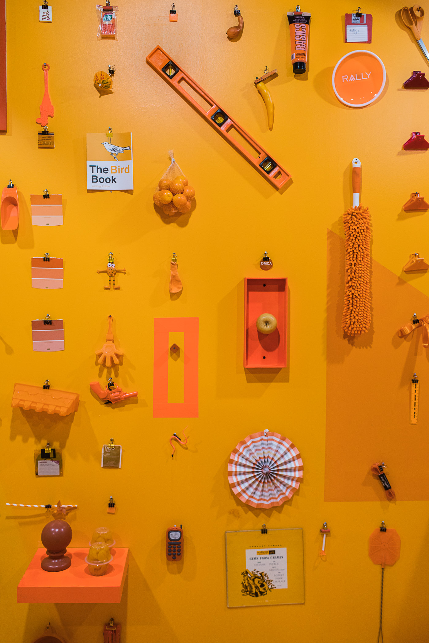 The Color Factory, a pop-up museum in San Francisco, California