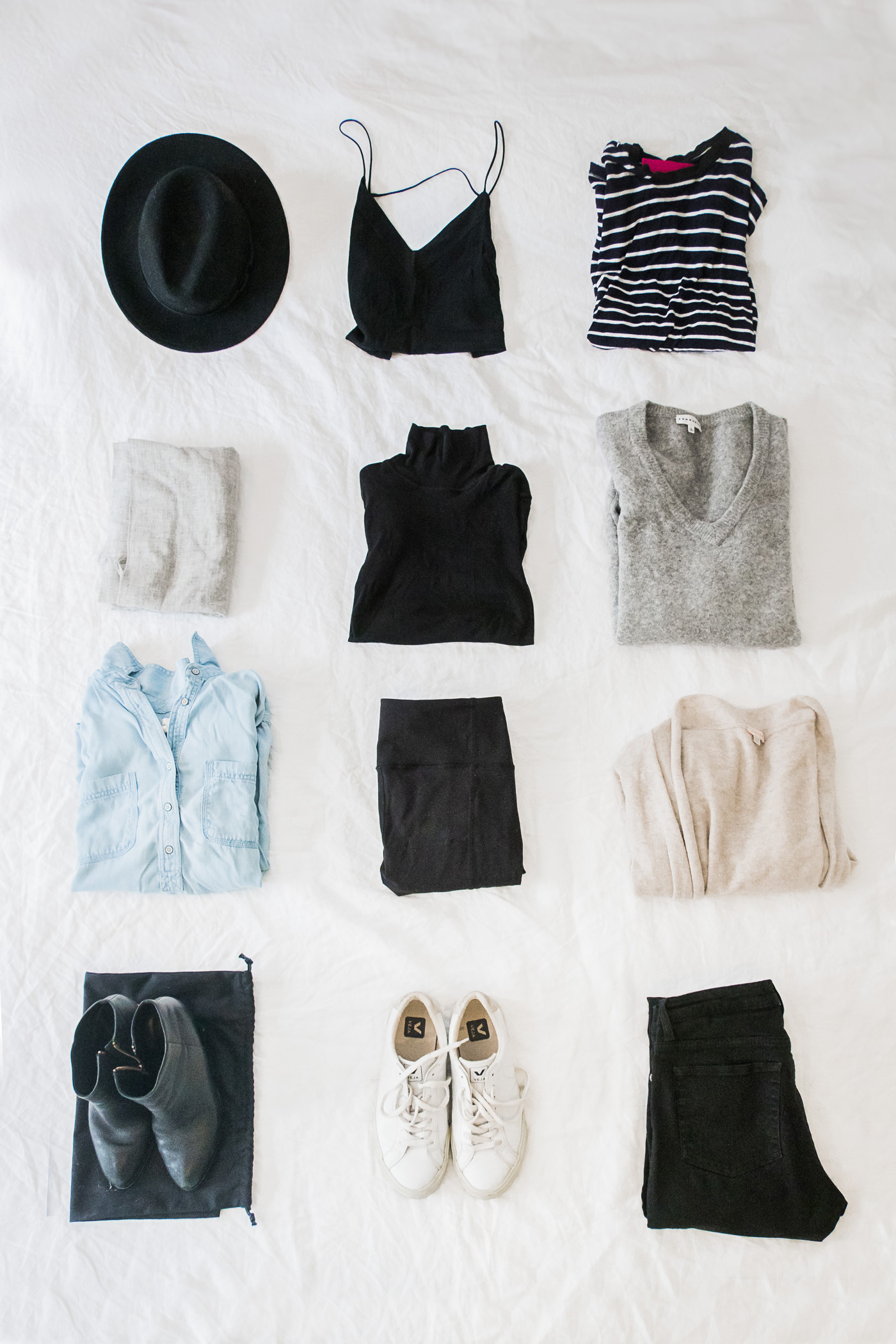What to wear in Paris for 5 days in the winter | @hejdoll | www.hejdoll.com