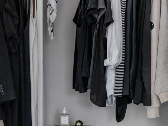 My Minimal Closet in 2020 consists of 60 items. Here's my list and closet tour.